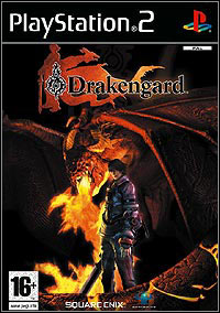 Game Drakengard (PS2) Cover