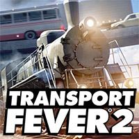 Transport Fever 2 Game Box