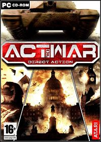 Game Act of War: Direct Action (PC) Cover