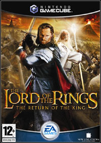 Game The Lord of the Rings: The Return of the King (PC) Cover