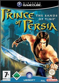 Game Prince of Persia: The Sands of Time (GCN) Cover