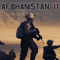 Game Afghanistan '11 (PC) Cover