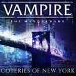 game Vampire: The Masquerade - Coteries of New York