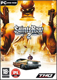 Okładka Saints Row 2 (PC)
