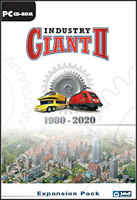 Industry Giant II: 1980 ? 2020 (PC) ok?adka