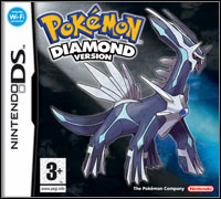 Game Pokemon Diamond (NDS) Cover