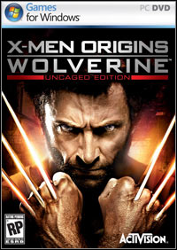 Gra X-Men Origins: Wolverine (PC)