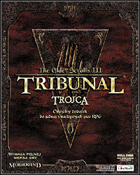 Gra The Elder Scrolls III: Tribunal (PC)