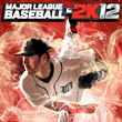 Game Major League Baseball 2K12 (Wii) Cover