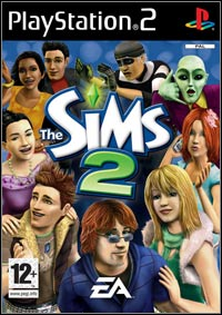 Game The Sims 2 (NDS) Cover