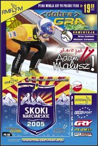Game Skoki narciarskie 2005 (PC) Cover