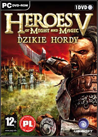 Okładka Heroes of Might and Magic V: Tribes of the East (PC)