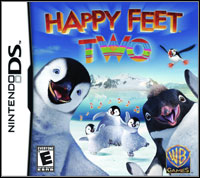 Okładka Happy Feet Two: The Videogame (NDS)