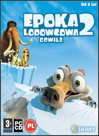 Ice Age 2: The Meltdown Game Box