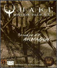 Quake Mission Pack No. 1: Scourge of Armagon [PC]