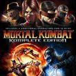 Game Mortal Kombat (X360) Cover