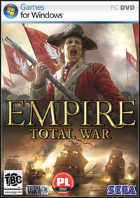Okładka Empire: Total War (PC)