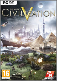 Sid Meier's Civilization V Game Box