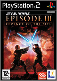Okładka Star Wars Episode III: Revenge of the Sith (PS2)