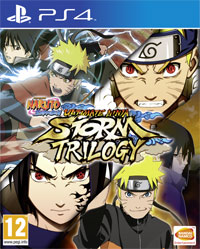 Game Naruto Shippuden: Ultimate Ninja Storm Trilogy (PC) Cover