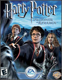 Game Harry Potter and the Prisoner of Azkaban (GBA) Cover