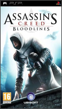 Game Assassin's Creed: Bloodlines (PSP) Cover