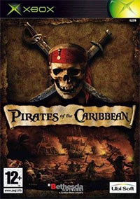 Game Pirates of the Caribbean (XBOX) Cover