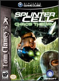 Game Tom Clancy's Splinter Cell: Chaos Theory (PC) Cover