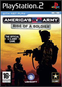 Okładka America's Army: Rise of a Soldier (PS2)