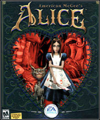 American McGee's Alice Game Box