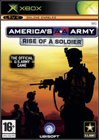 Okładka America's Army: Rise of a Soldier (XBOX)