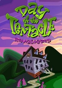 Game Day of the Tentacle: Remastered (PS4) Cover
