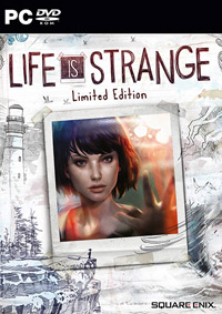Game Life is Strange (PS4) Cover