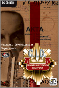 C.I.D. - Criminal Investigation Department [PC]