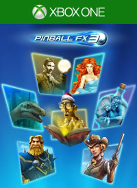 Game Pinball FX3 (PC) Cover