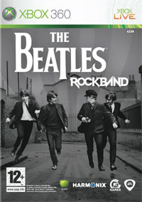 Okładka The Beatles: Rock Band (X360)