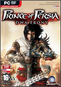 Okładka Prince of Persia: The Two Thrones (PC)
