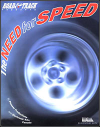 Game The Need for Speed (PC) Cover