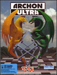 Okładka Archon Ultra (PC)