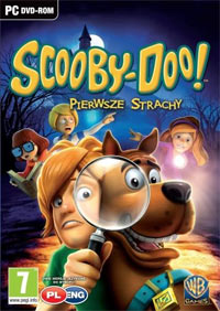 Okładka Scooby-Doo! First Frights (PC)