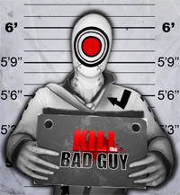 Game Kill the Bad Guy (XONE) Cover