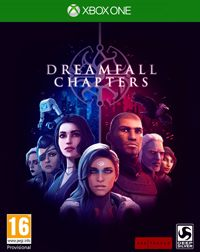 Game Dreamfall Chapters (PC) Cover