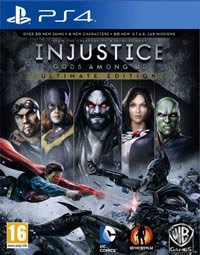 Injustice: Gods Among Us Ultimate Edition [PS4]