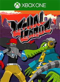 Game Lethal League (PC) Cover