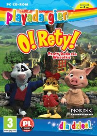 Okładka Jakers! The adventure of Piggley Wink (PC)