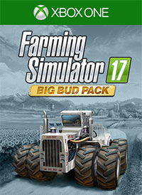 Game Farming Simulator 17: Big Bud DLC (PC) Cover