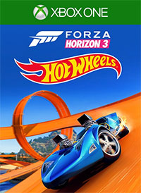 Game Forza Horizon 3: Hot Wheels (PC) Cover