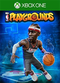 Game NBA Playgrounds (PS4) Cover