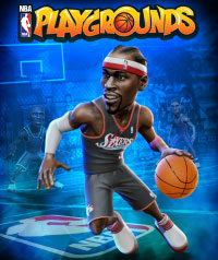 Game NBA Playgrounds (PC) Cover