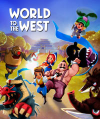 Game World to the West (PC) Cover